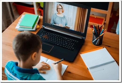Домашнее и дистанционное обучение – это две большие разницы!