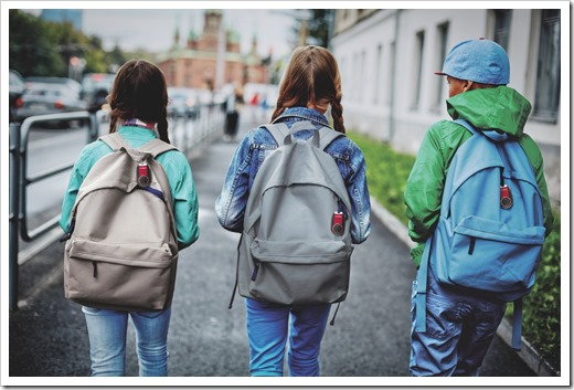 Критерии выбора рюкзака для школьника
