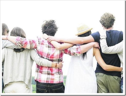 Дружба по интересам и студенческое братство